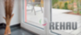 Металлопластиковые двери REHAU