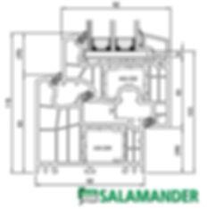 Металопластикові вікна Salamander