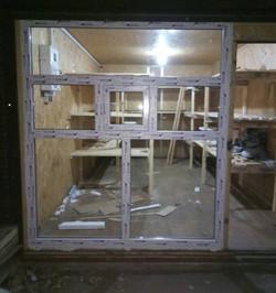 Окна в маф