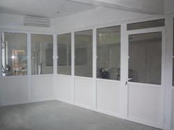 Офис из металлопластика