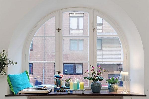 Пластиковые окна нестандартной формы