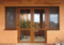 Скління будинків і котеджів