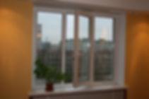 Скління квартири