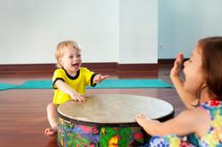 Drummin'