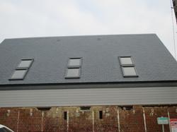 toiture et pose de fenêtres de toit