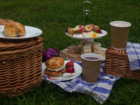 Afternoon Tea in Norfolk