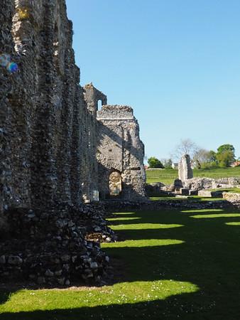 Norfolk ruins uk