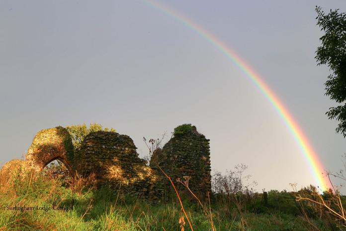 surlingham church ruins