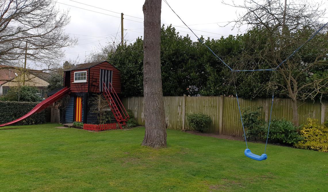 Garden play area & Activities
