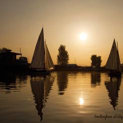 Norfolk Broads Sailing