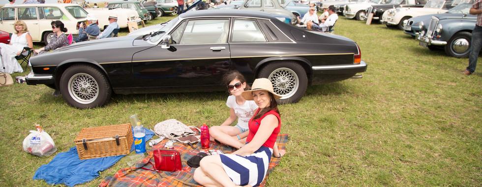Old Buckingham vintage cars