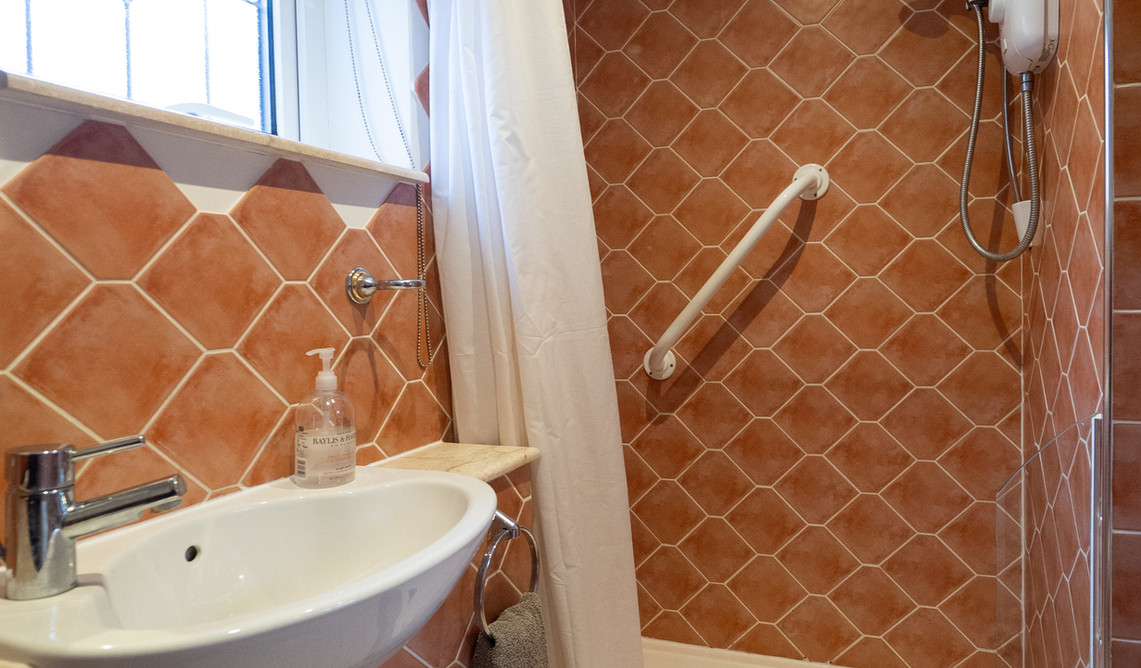 wheelchair accessable holiday cottage