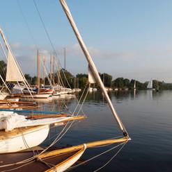 River Yare Sailing