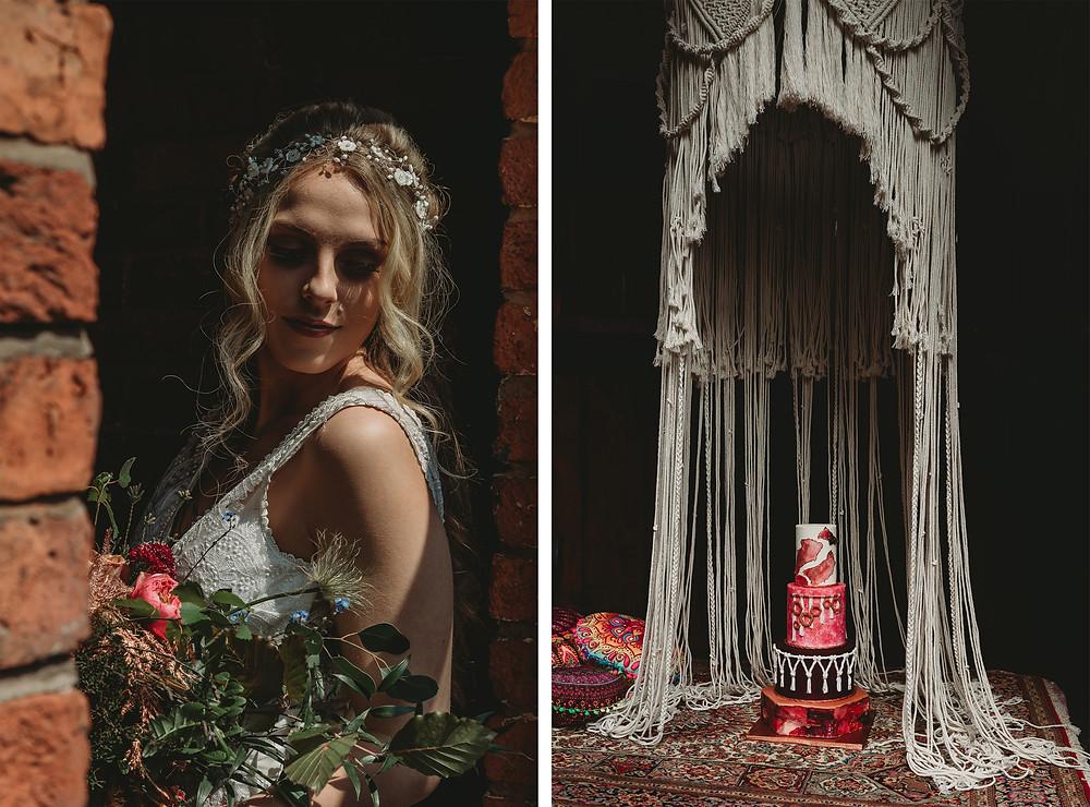 urban Manchester wedding inspiration