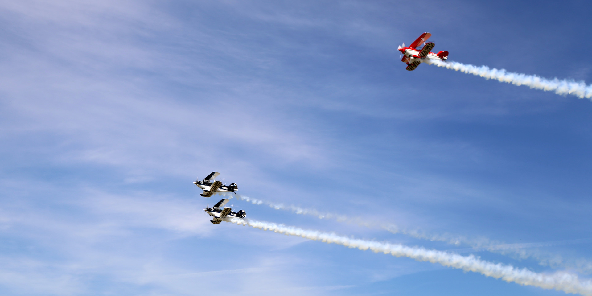 Old Buckingham air show