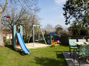 Norfolk playground area open