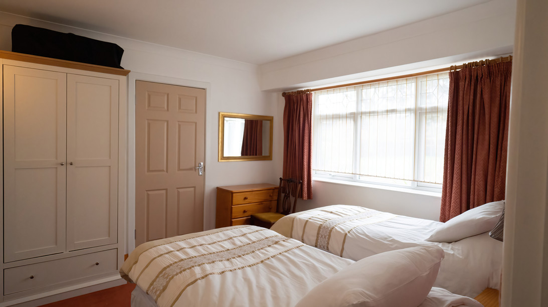 En suite bedroom