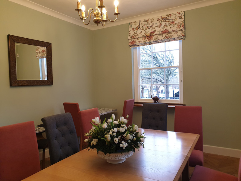 Private function room in Loddon