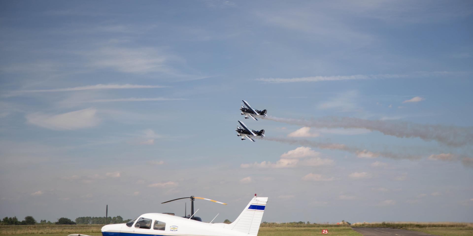 Norfolk vintage planes