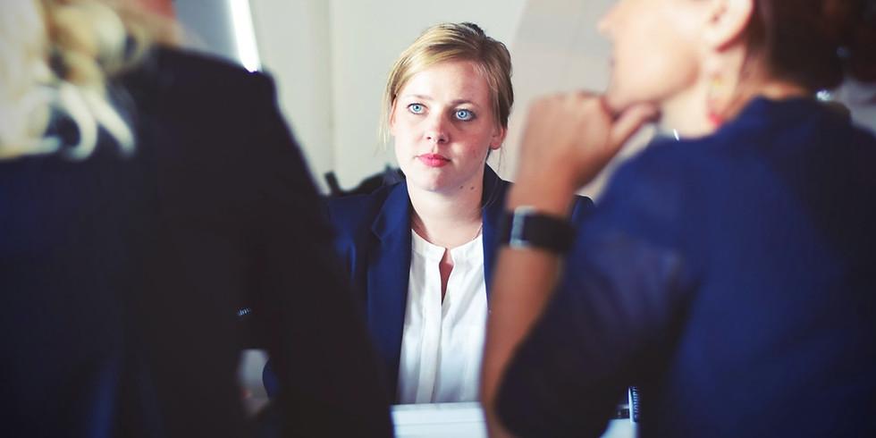 Virtuelles Impulscafé: Wirkungsfokus in der (Arbeitssuchenden-)Beratung (Luisa Beneke, Elke Keller)