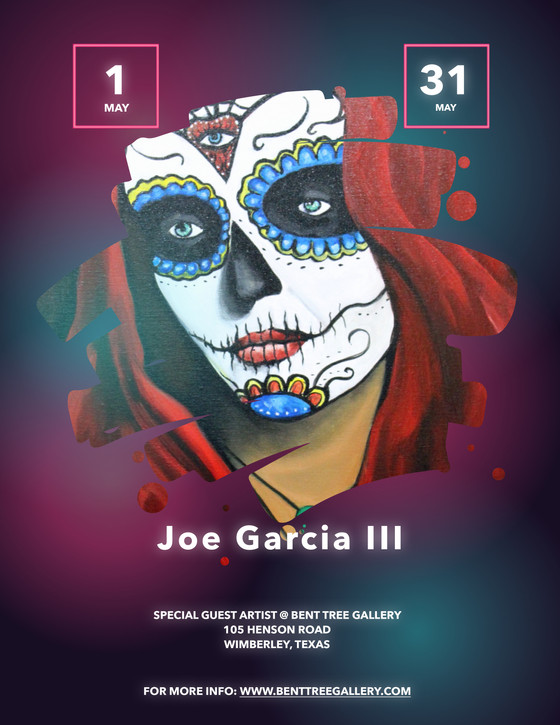 Guest Artist - Joe Garcia III