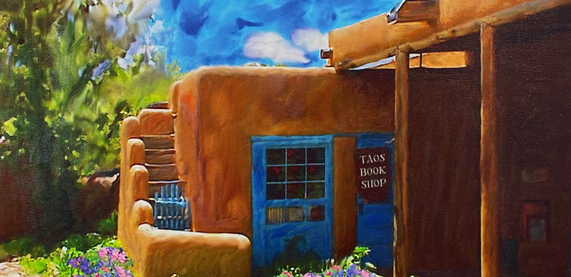 Old Taos Bookstore