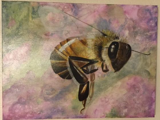 The Buzz around town - Gina Eby