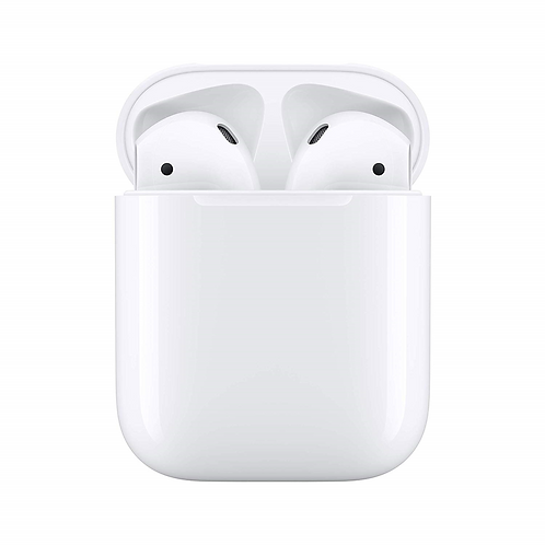Apple AirPods con carga inhalambríca