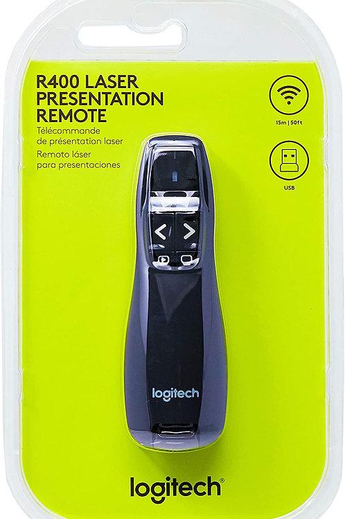 Presentador inalambrico Logitech R400