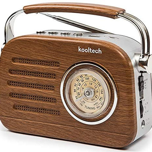Radio Vintage Kooltech CPR JAZZ
