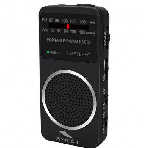 Radio de bolsillo Sytech Sy 1675