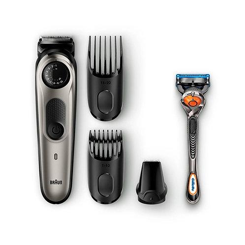 Barbero y cortador de pelo Braun bt5060
