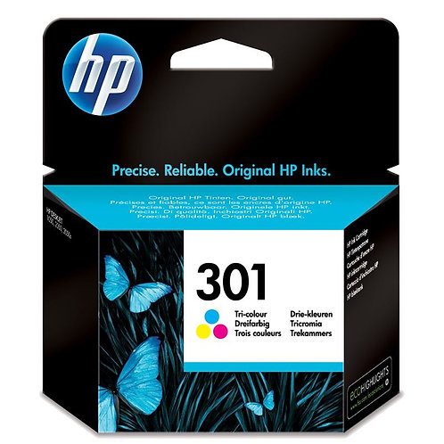 Tinta HP 301 Color