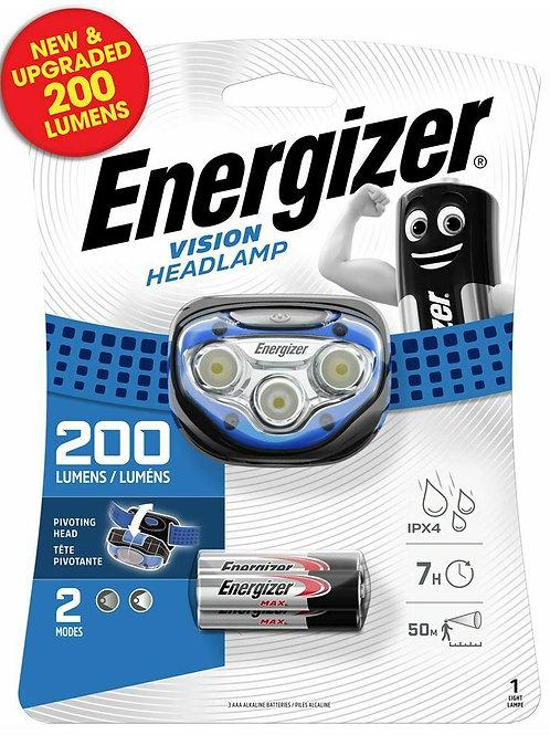 Frontal Energizer 200 Lumenes