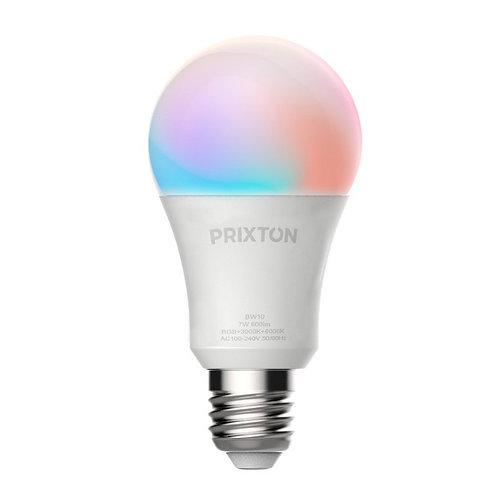 Prixton BW10 Bombilla LED WiFi 7W E27 RGB
