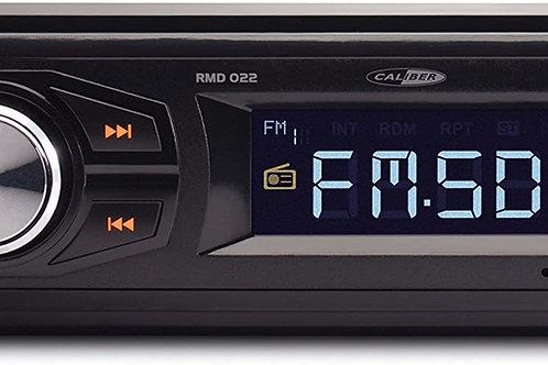 Radio de Coche con FM Caliber rmd022 1DIN