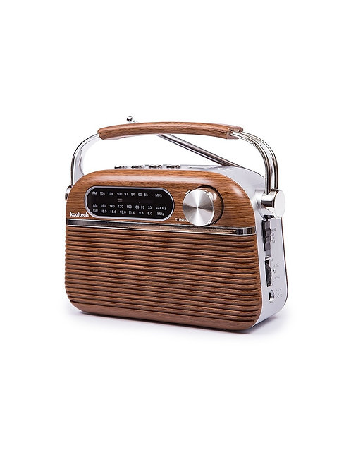 Radio Vintage Kooltech CPR BLUES