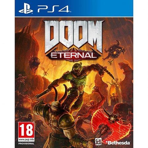 Juego DOOM ETERNAL (PS4)