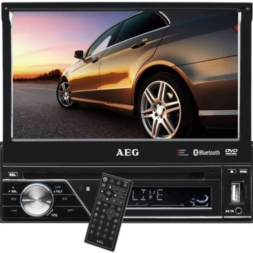 Radio Cd/dvd Bluetooth coche Aeg Ar 4026 Dvd