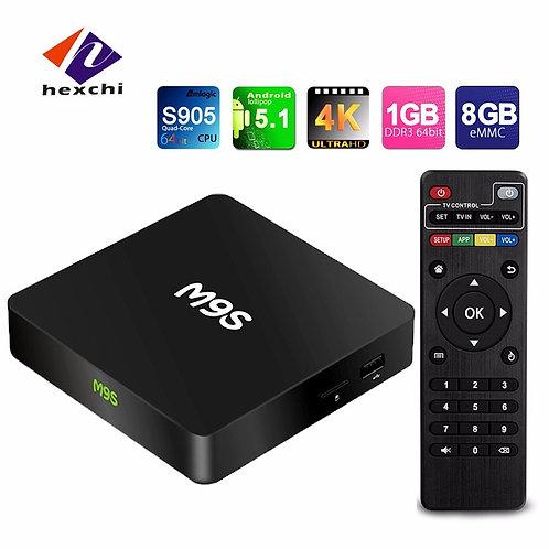 TV BOX M9S