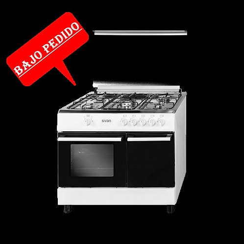 Cocina Svan SVK9560GB Portabombas BL
