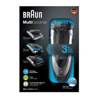 Afeitadora Braun Series 3 Proskin Shave&Style 3000BT