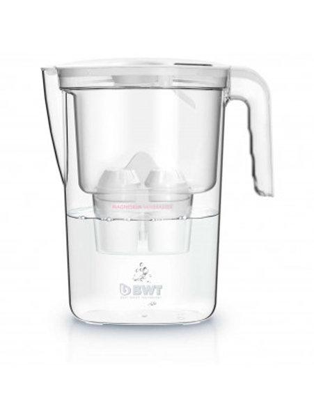 Jarra purificadora de agua bwt vida 2.6 litros