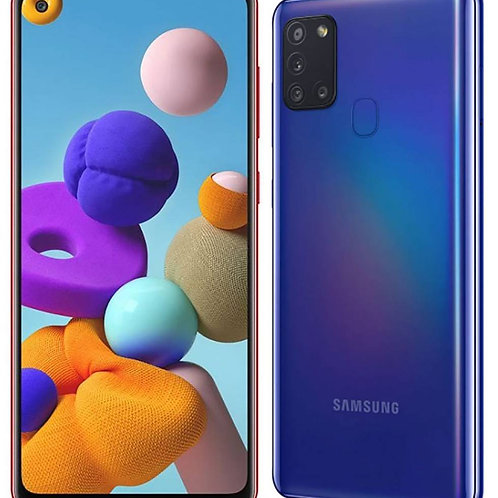 Smartphone Samsung A21s 128 4 G 64 GB