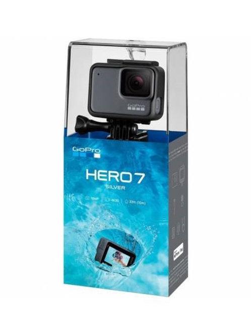 Cámara Go Pro Hero 7 Silver