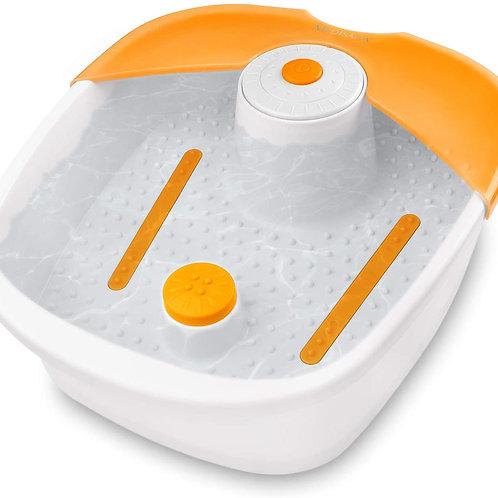 Medisana FS 881 bañera de hidromasaje para pies con reflexología podal - baño de