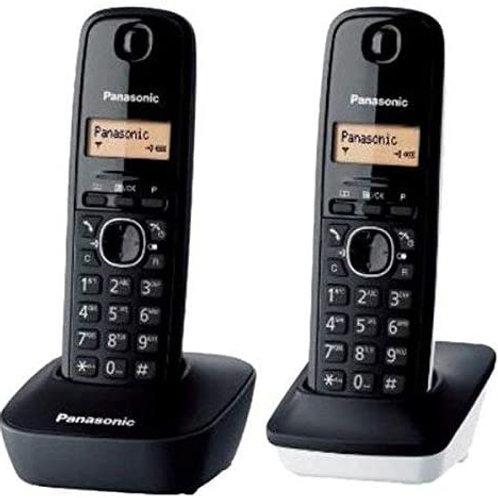 Inalambrico Duo Panasonic Kx-Tg1612