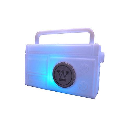 WESTINGHOUSE PLS-2103 ALTAVOZ BLUETOOTH 10W / 7 COLORES LED / IP65