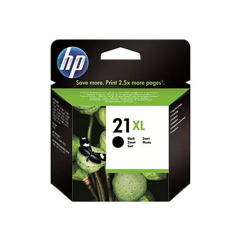 Tinta HP 21 XL Negro