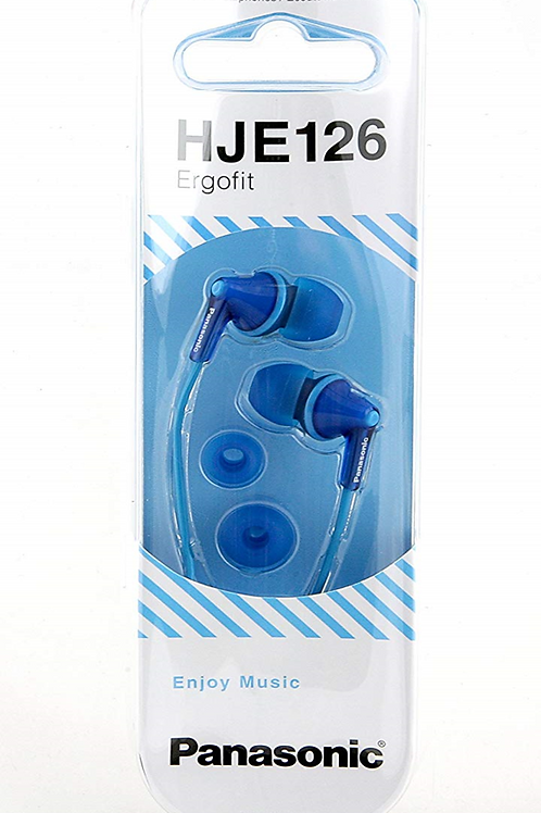 Auriculares Panasonic HJE 126